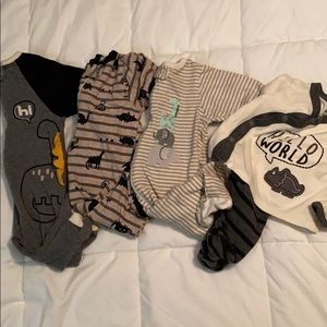 Newborn Boys Bundle